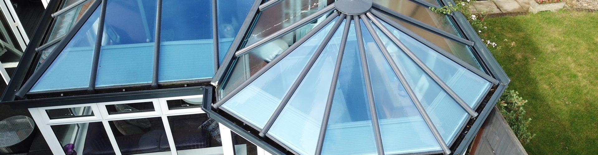 Glass Conservatory, Stevenage
