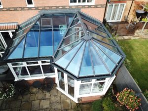 Glass Conservatory, Stevenage