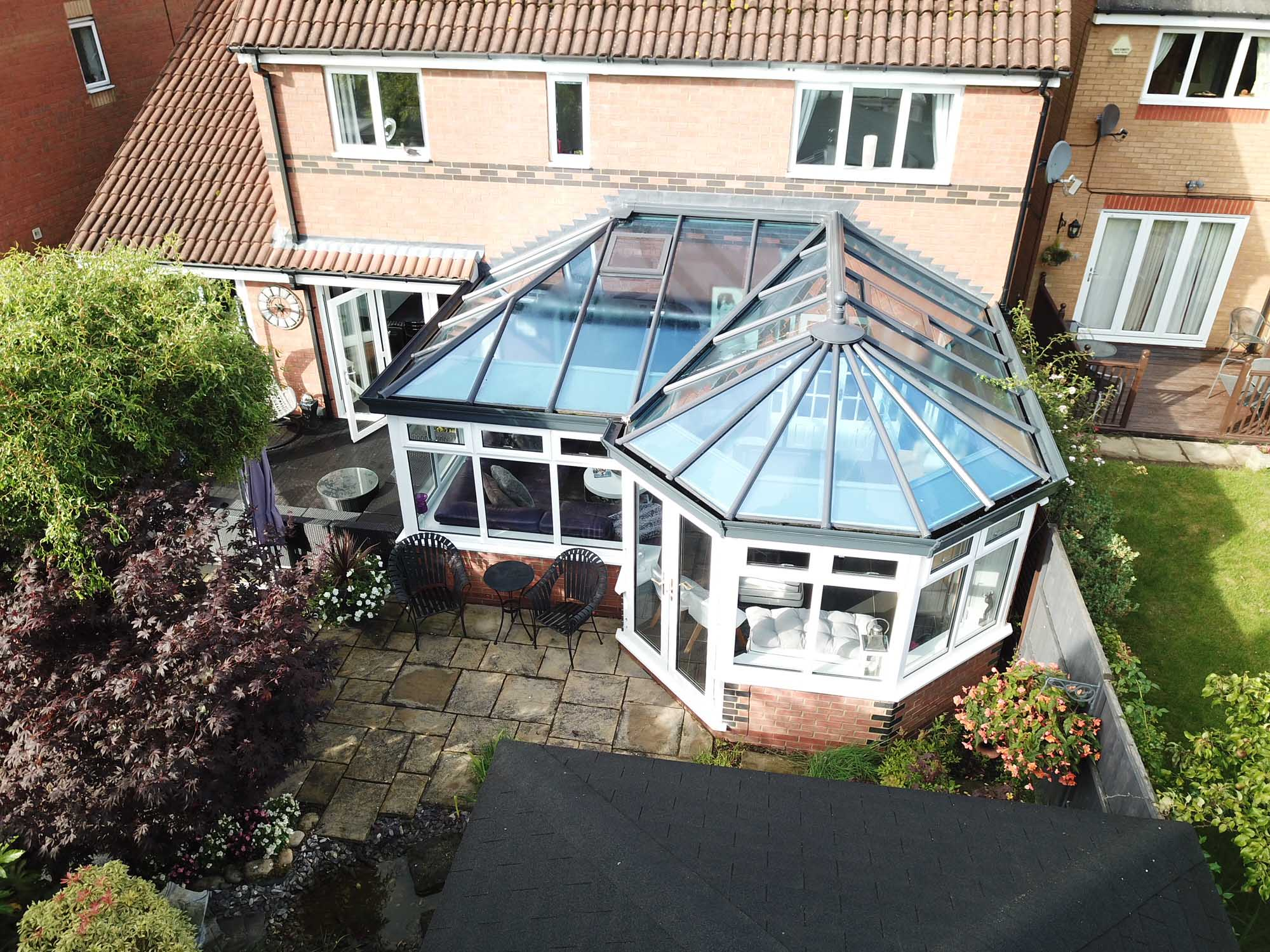 Glass Conservatories and Roof Stevenage