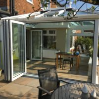 Bi-Fold Doors installations, Stevenage Hertfordshire