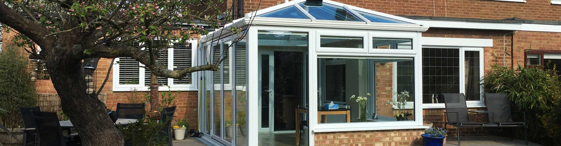 Glass Conservatory Styles Stevenage