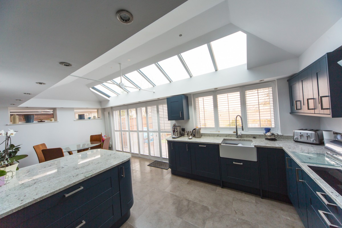 Heat Efficient Kitchen Extensions, Stevenage