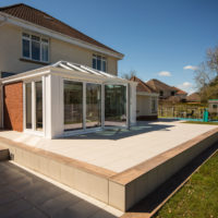 oragneries for bungalows welwyn garden city