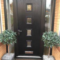 entrance doors in biggleswade