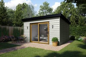 garden building extension in stevenage