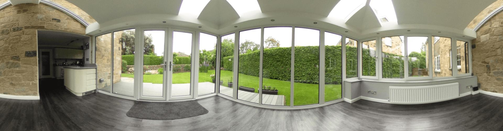 modern garden rooms stevenage